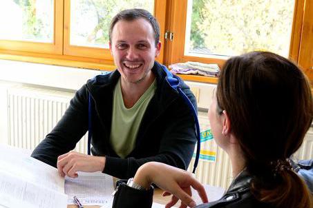 Denis Marchenko - Lehrer bei Lernen mit Spaß