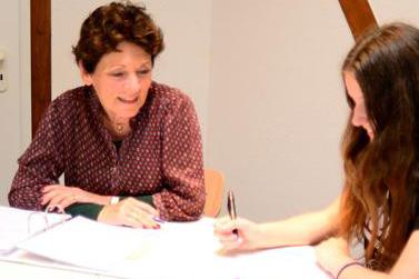 Elisabeth Beckmann - Lehrerin bei Lernen mit Spaß