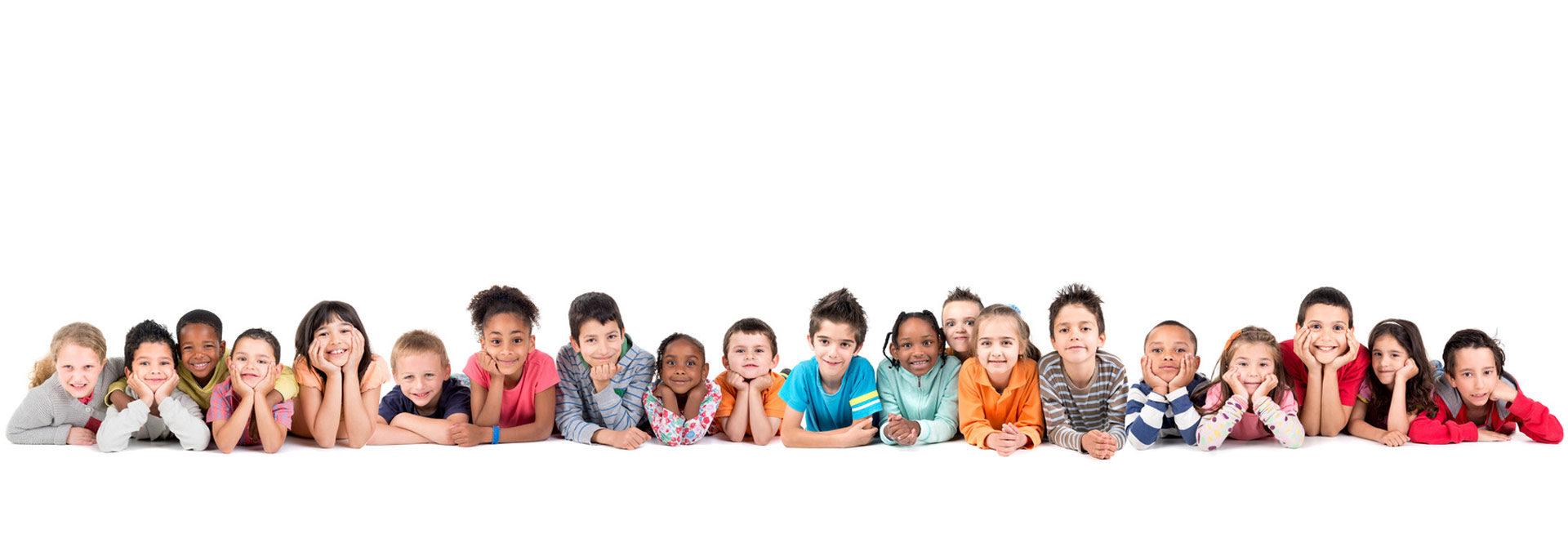 Grundschulkinder - Lernen mit Spaß