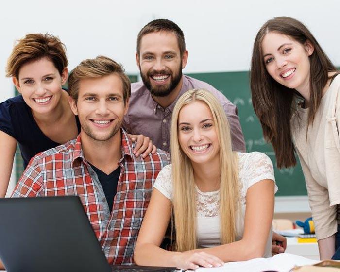 Schulbegleitender Unterricht bei Lernen mit Spaß