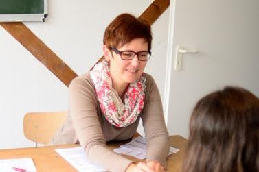 Sylvia Mayer - Lehrerin bei Lernen mit Spaß