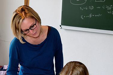 Verena Bohmann - Lehrerin für Sprachen